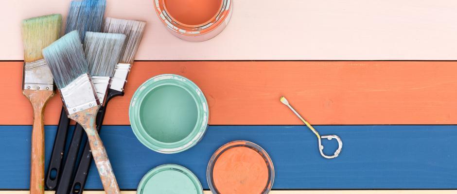 Cómo pintar una casa