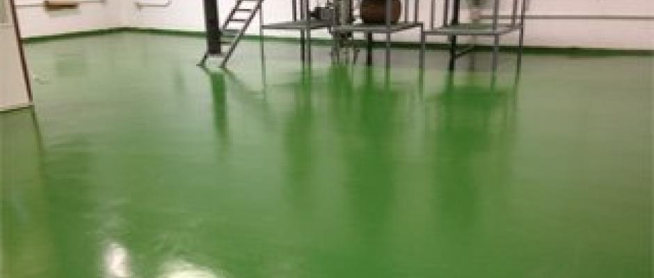 pintura epoxi suelos industriales