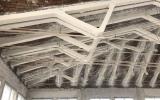 Pintura intumescente en Madrid - ignifugado estructura - Pinturas Cobalto