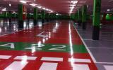 Empresa de señalización vial en Madrid -señalizacion vial parking -Pinturas Cobalto