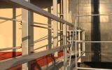 Protección contra la oxidación en Madrid - estructura y escalera - Pinturas Cobalto