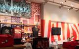 Vinilos y paneles 3D en Madrid - Tienda Athletico de Madrid - Pinturas Cobalto