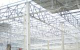 Pintura intumescente en Madrid - estructura hierro blanca - Pinturas Cobalto