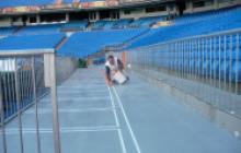 Pintores en Madrid - Estadio Santiago Bernabeu - Pinturas Cobalto