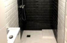 Reformas y decoración de interiores en Madrid - Reforma baño - Pinturas Cobalto