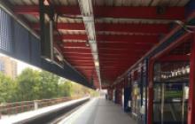 Pintores económicos en Madrid - estación metro -  Pinturas Cobalto