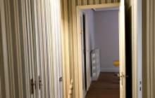 Papeles pintados Madrid -Papel pintado forrado puertas- Pinturas Cobalto