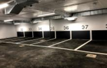 Precios de pintores en Madrid - parking- Pinturas Cobalto