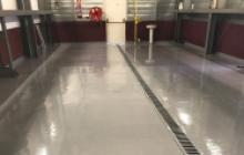 Pavimentos continuos- nave industrial - Pinturas Cobalto