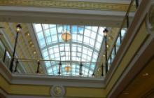 Servicios de pintura para empresas en Madrid - Interior Gran Plaza 2 -  Pinturas Cobalto