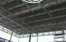 Protección contra la oxidación en Madrid - Estructura Aeropuerto Madrid Barajas - Pinturas Cobalto