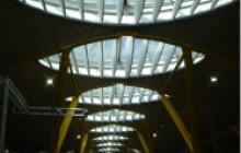 Protección contra la oxidación en Madrid - Estructura Aeropuerto Barajas - Pinturas Cobalto