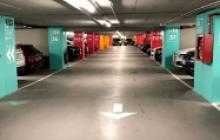 Señalización vial en Madrid - parking- Pinturas Cobalto