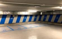 Señalización vial en Madrid - plazas motos - Pinturas Cobalto
