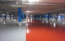 Suelos epoxi y poliuretano - CC Gran Plaza 2- Pinturas Cobalto