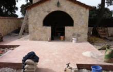 Reformas integrales en Madrid - casa en patio - Pinturas Cobalto