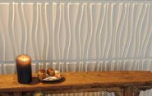 Vinilos y paneles 3D en Madrid - panel decoración - Pinturas Cobalto
