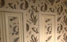 Papeles decorativos en Madrid - forrado armarios- Pinturas Cobalto